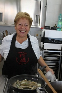 ヴェネチアの家庭料理② ラディッキオのリゾットなど☆_a0154793_1533541.jpg