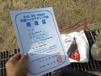 新宮・那智勝浦 天空ハーフマラソン_e0214805_12233280.jpg