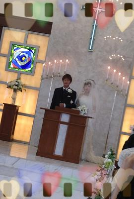 Happy Wedding*_c0166506_21482856.jpg