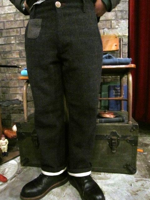 "AmanjaKania \""Old Farmer Pants\"" Set-Up Style ご紹介_f0191324_9362986.jpg"