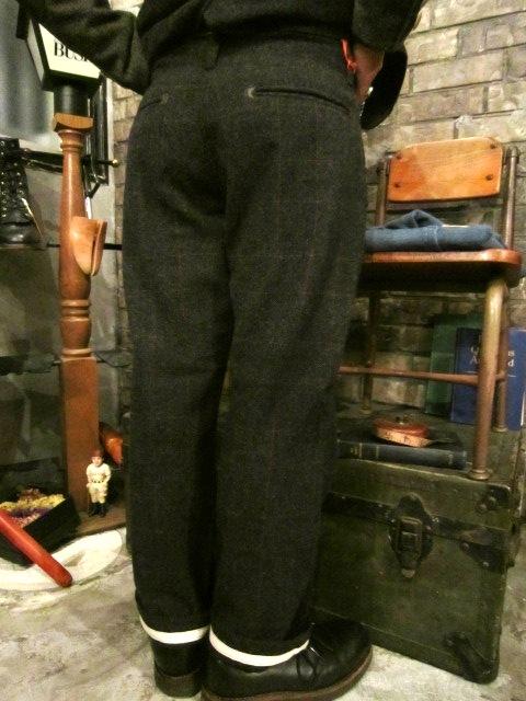 "AmanjaKania \""Old Farmer Pants\"" Set-Up Style ご紹介_f0191324_9364985.jpg"