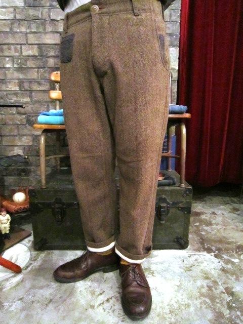 "AmanjaKania \""Old Farmer Pants\"" Set-Up Style ご紹介_f0191324_939090.jpg"