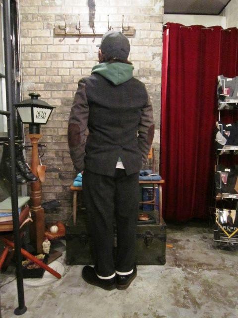 "AmanjaKania \""Old Farmer Pants\"" Set-Up Style ご紹介_f0191324_949145.jpg"