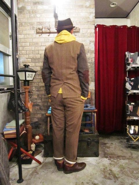 "AmanjaKania \""Old Farmer Pants\"" Set-Up Style ご紹介_f0191324_95003.jpg"