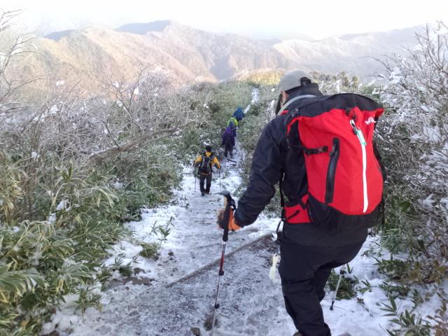 《氷ノ山の貴公子》 さんと登る、ご来光ツアー!!_f0101226_204578.jpg