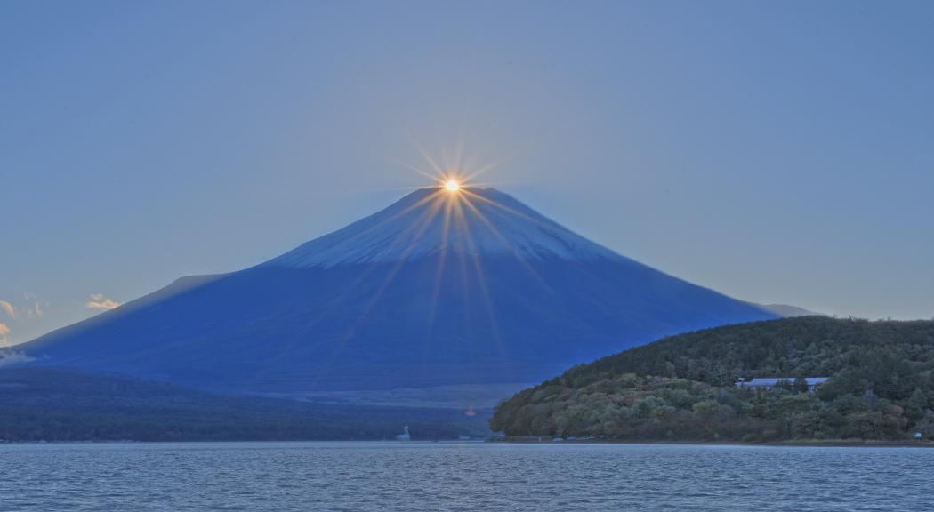 山中湖村平野ダイヤモンド富士_a0150260_23314188.jpg