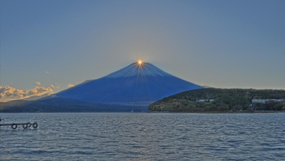 山中湖村平野ダイヤモンド富士_a0150260_23315952.jpg