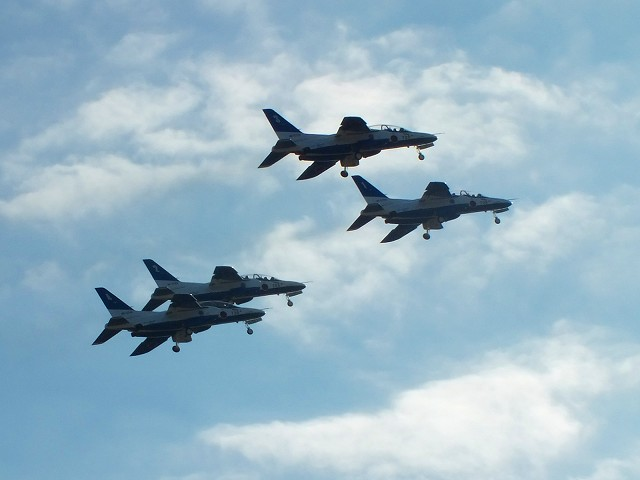 入間基地航空祭2012 ブルーインパルス_d0010073_2130385.jpg