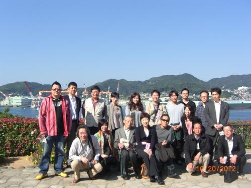 第2研修 「JRでいく!長崎市内観光」 _f0120774_1147021.jpg