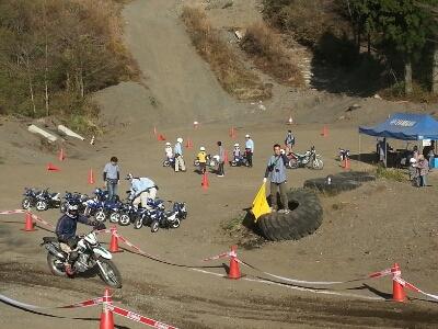 ヤマハ ride on dirt!_f0200580_1153621.jpg