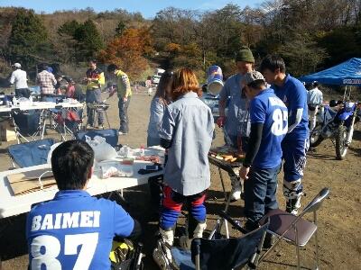 ヤマハ ride on dirt!_f0200580_1191860.jpg