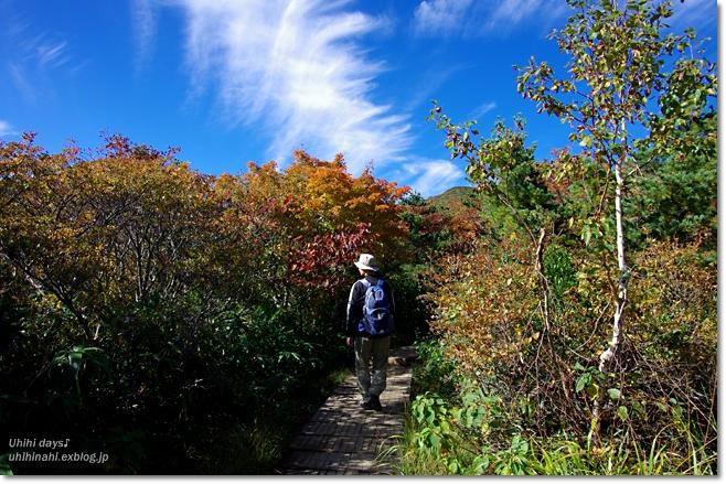 紅葉の絶景ハイキング! 安達太良山_f0179404_21101699.jpg