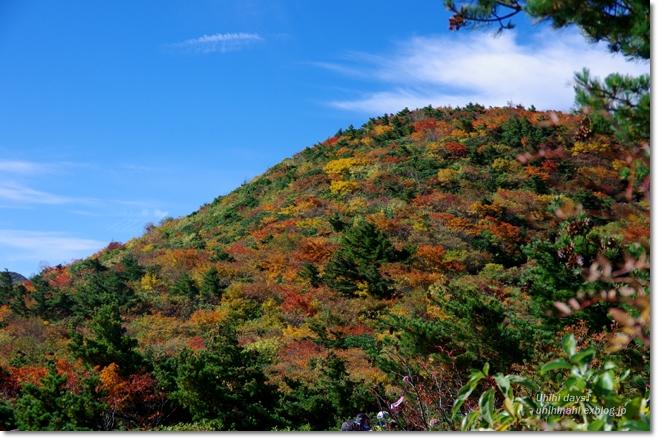 紅葉の絶景ハイキング! 安達太良山_f0179404_21114053.jpg