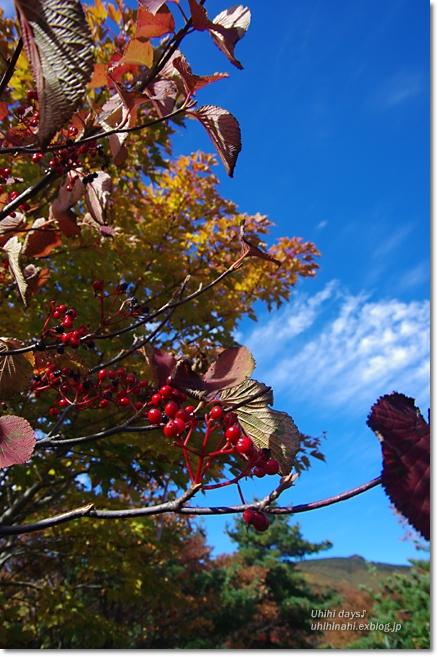 紅葉の絶景ハイキング! 安達太良山_f0179404_2111496.jpg