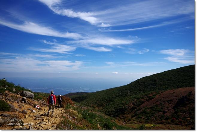 紅葉の絶景ハイキング! 安達太良山_f0179404_2112156.jpg
