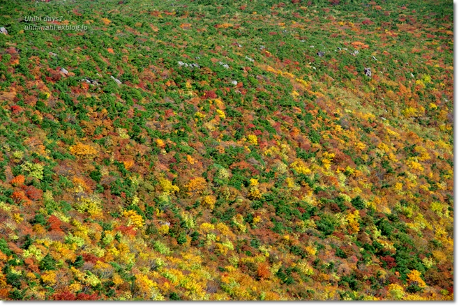 紅葉の絶景ハイキング! 安達太良山_f0179404_21124582.jpg
