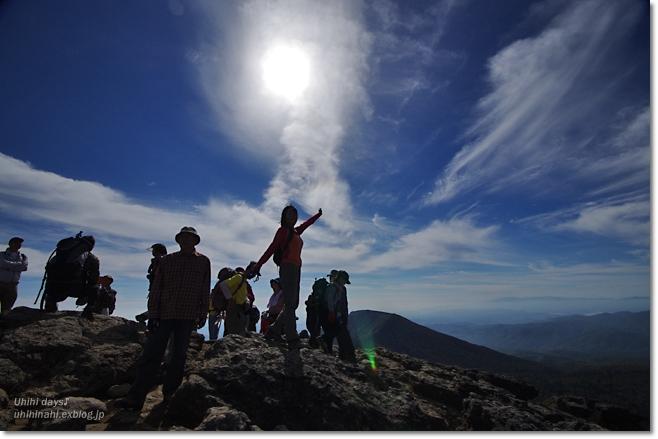 紅葉の絶景ハイキング! 安達太良山_f0179404_21141321.jpg