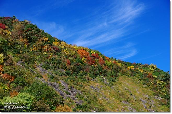 紅葉の絶景ハイキング! 安達太良山_f0179404_21151730.jpg