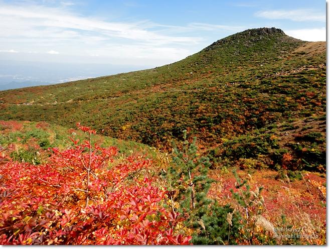 紅葉の絶景ハイキング! 安達太良山_f0179404_2116951.jpg