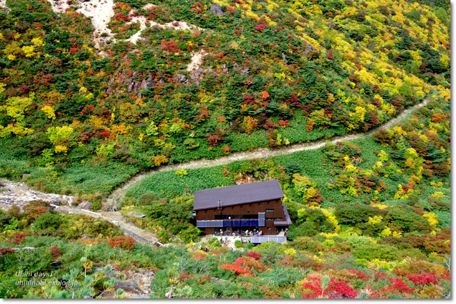 紅葉の絶景ハイキング! 安達太良山_f0179404_21204934.jpg