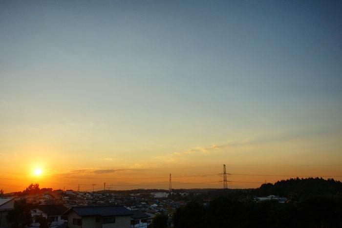 夕焼けの欠片_e0077521_21475430.jpg