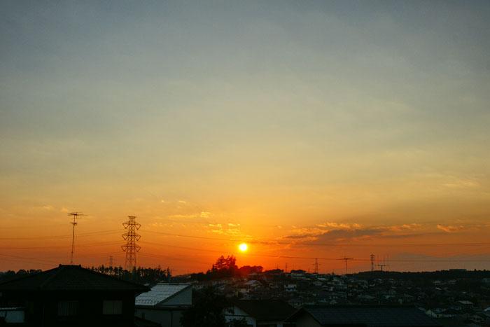 夕焼けの欠片_e0077521_21483337.jpg