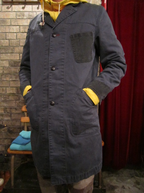 "AmanjaKania \""Garage Master Coat\"" ご紹介_f0191324_953818.jpg"