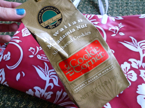 Shortbread Cookies Bag@The Cookie Corner_c0152767_2226190.jpg