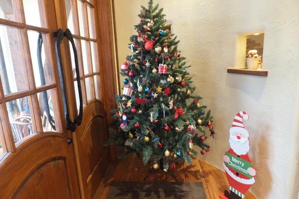 早くもクリスマス気分_d0193795_1402667.jpg