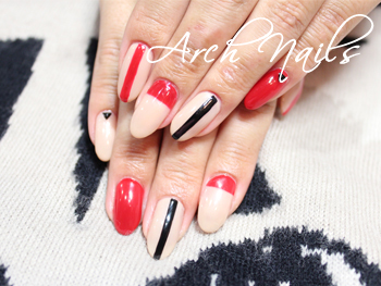 RED NAILS_a0117115_1493070.jpg