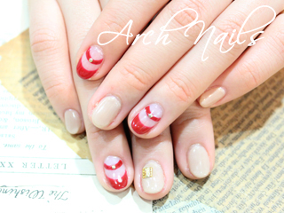RED NAILS_a0117115_1494672.jpg