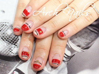 RED NAILS_a0117115_1495397.jpg