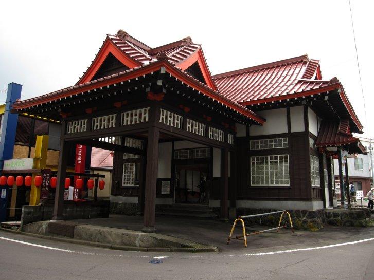軽井沢編(5):旧北軽井沢駅(11.7)_c0051620_6153233.jpg