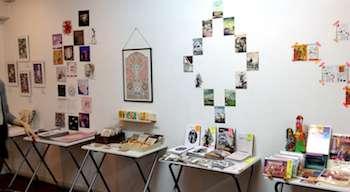 ART BOOK LOVERS store & exhibition_f0152544_2223043.jpg