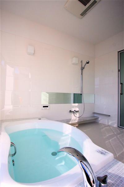 そら豆型のお風呂「佐久の家」_f0230666_1149896.jpg