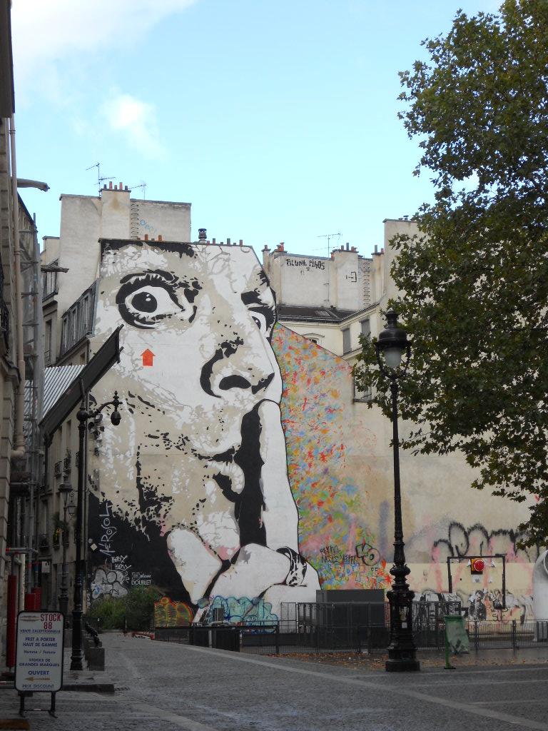 アートの世界を巡るパリ散歩_a0066869_21212083.jpg