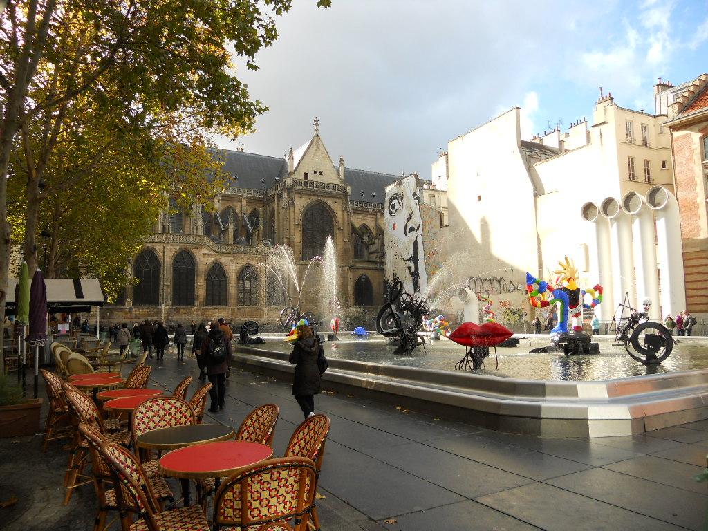 アートの世界を巡るパリ散歩_a0066869_21214954.jpg