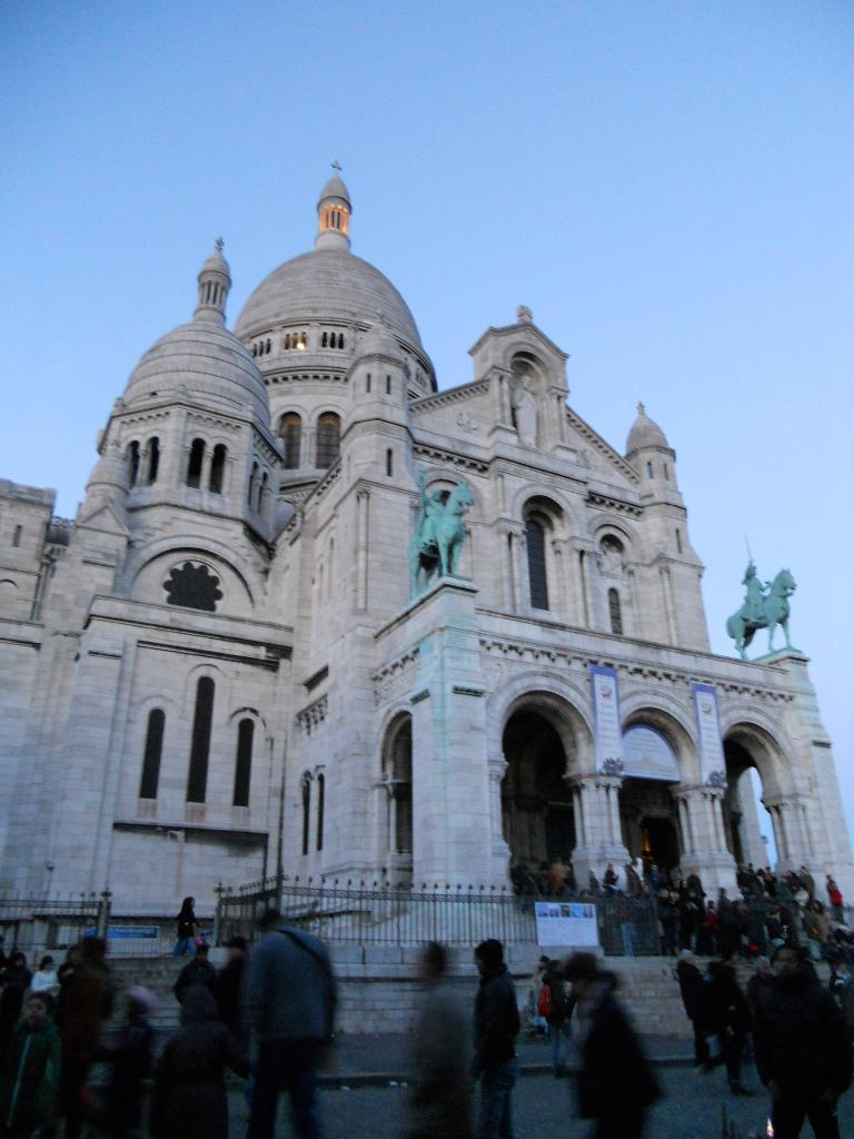 アートの世界を巡るパリ散歩_a0066869_2320824.jpg