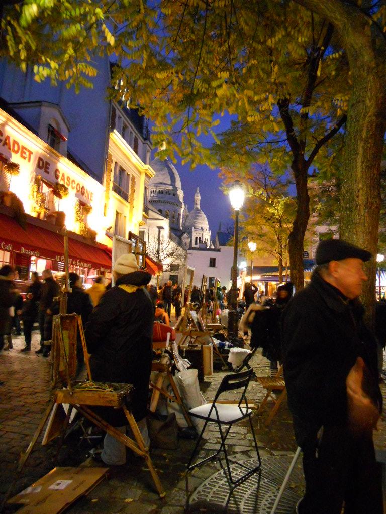 アートの世界を巡るパリ散歩_a0066869_2322072.jpg