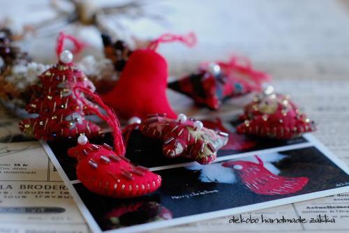 小さなクリスマスオーナメント_d0091671_8453130.jpg