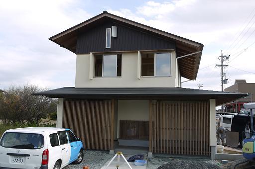 「浜松・彩庵」 完成間近!_b0111173_1775932.jpg
