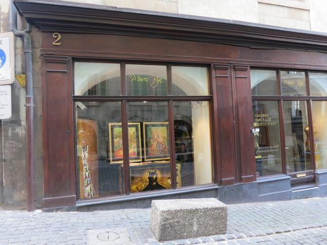 ジュネーブ旧市街のギャラリー_e0233674_18425860.jpg