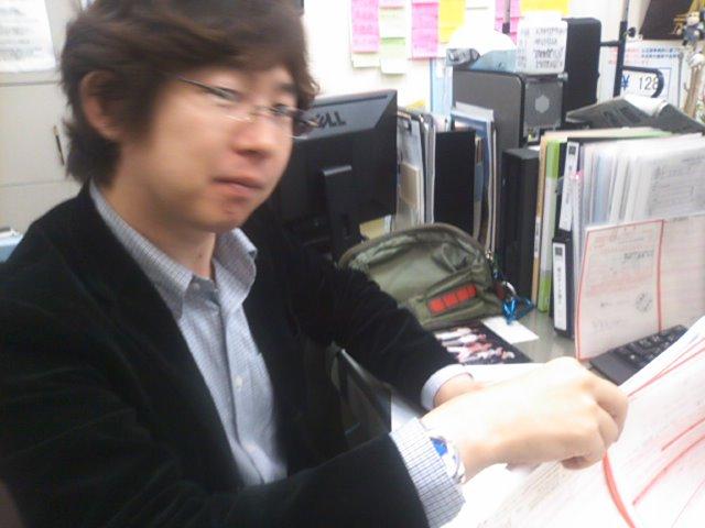 八重樫先生(^^)_b0127002_1911489.jpg