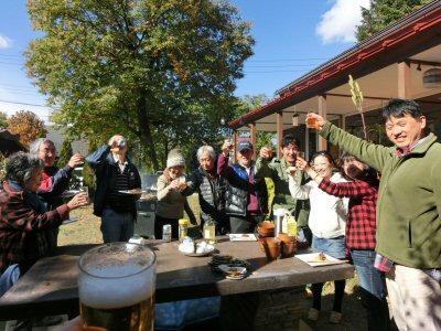 BBQはビールに合う!_f0019247_2144375.jpg