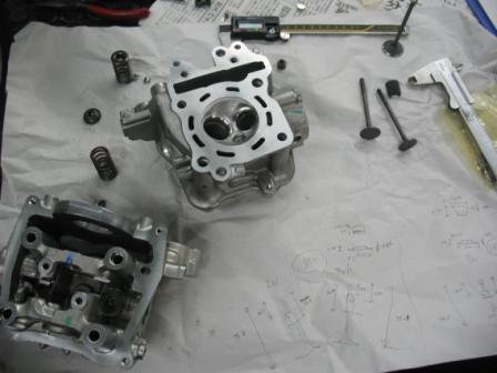 PCX 170cc+150ヘッド+武カム=? ②_e0114857_1282112.jpg