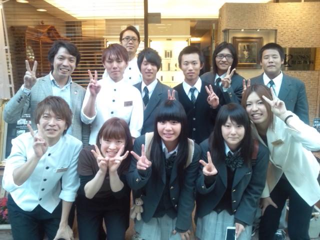 八丈島高校・職業体験_d0062076_2214811.jpg