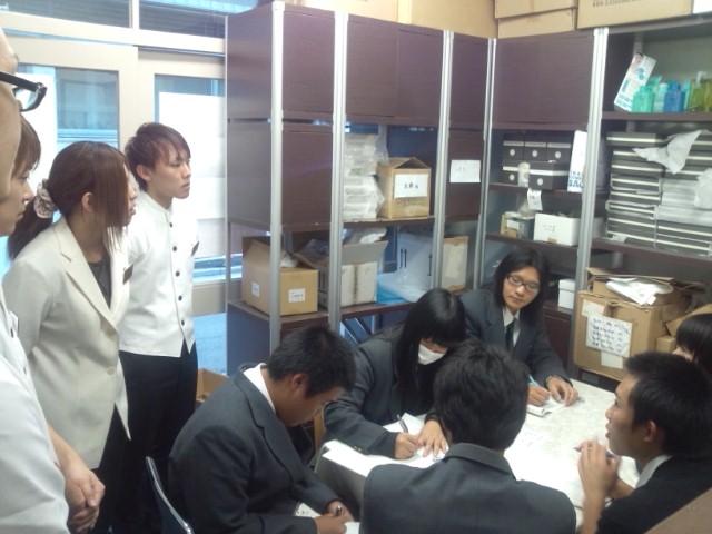 八丈島高校・職業体験_d0062076_2214812.jpg