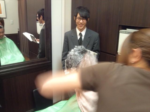 八丈島高校・職業体験_d0062076_2214821.jpg