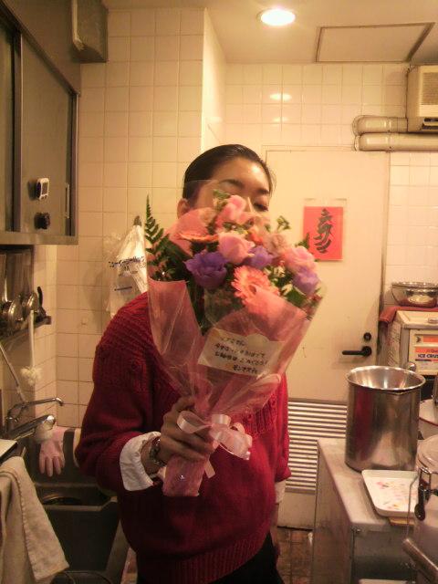 『おめでとうミナミ』_a0075684_0352394.jpg