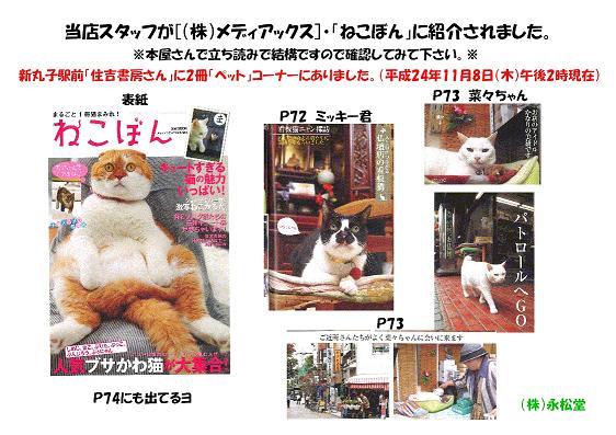 (株)永松堂スタッフが_b0151490_1594550.jpg